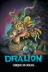 Dralion poster