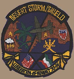 Pope's Shield/Storm Patch